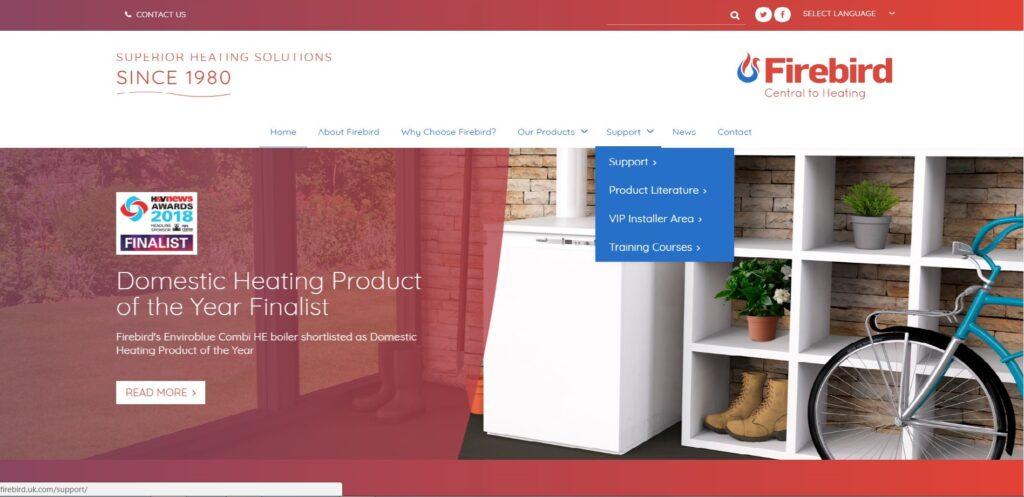 Firebird Website
